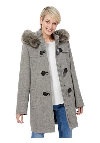 Wega Fashion Dufflecoat mit Kapuze kaufen