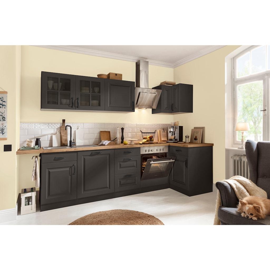 wiho Küchen Unterschrank »Erla«, 50 cm breit mit Kassettenfront, ohne Arbeitsplatte