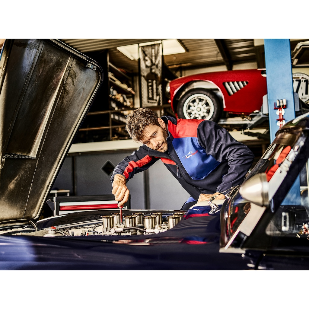 Albatros Arbeitsjacke »Scuderia Toro Rosso«, Softshelljacke