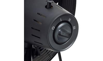 bestron Tischventilator »DFT35WB«, mit Schwenkfunktion, Höhe: 57 cm, Ø 35 cm kaufen