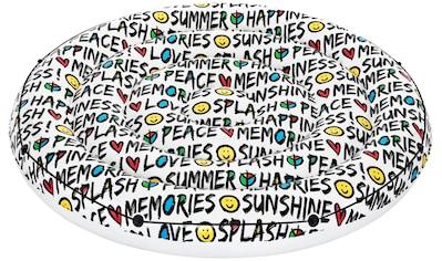 Bestway Badeinsel »Summer Quotes«, ØxH: 173x25 cm kaufen