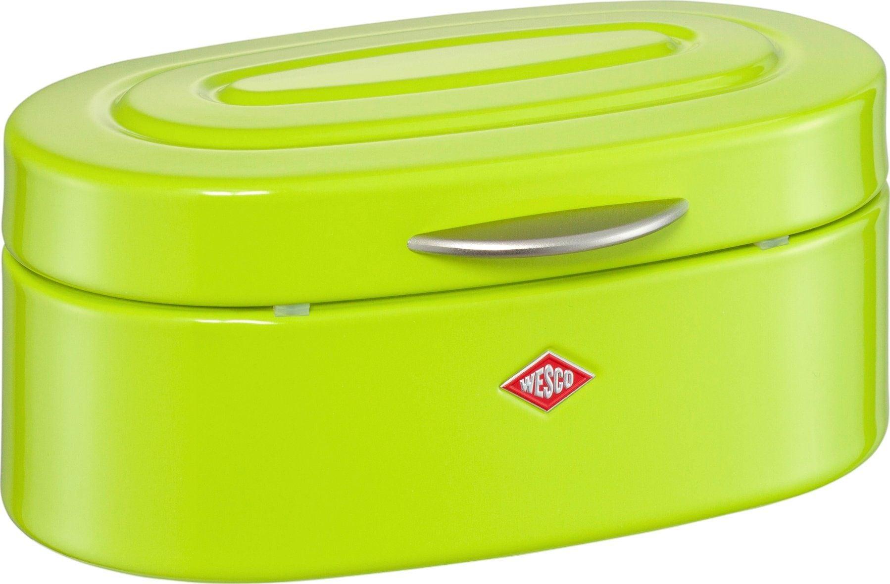 Wesco Aufbewahrungsbehälter MINI ELLY grün Aufbewahrung Küchenhelfer Haushaltswaren