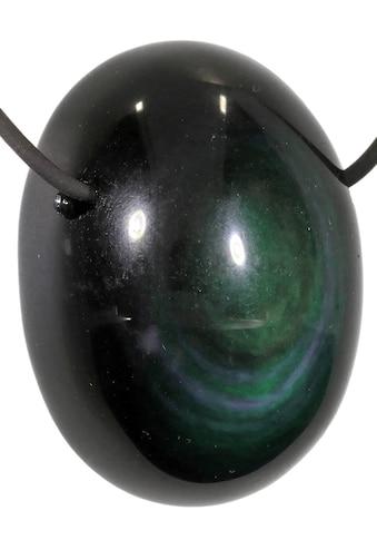 Adelia´s Kettenanhänger »Regenbogen Obsidian Anhänger« kaufen
