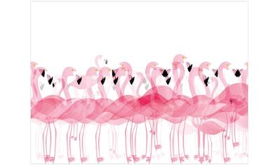 Contento Platzset »Matteo Flamingo«, (Set, 4 St.), für den Innen- und Außenbereich,... kaufen