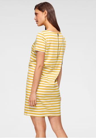 Vila Jerseykleid »VITINNY S/S«, im schmalen Blockstreifen Design kaufen