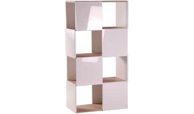 PHOENIX MÖBEL Regal »Matrix«, B/H/T: 71,6x144,7x37,3 cm kaufen