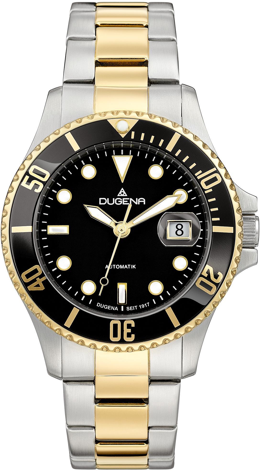 Dugena Automatikuhr Diver 4460776 | Uhren > Automatikuhren | Dugena