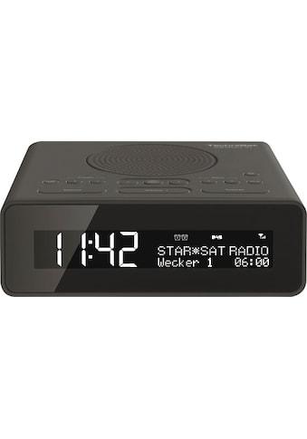 TechniSat Radiowecker »DIGITRADIO 51«, ( UKW mit RDS-Digitalradio (DAB+) ), mit DAB+,... kaufen