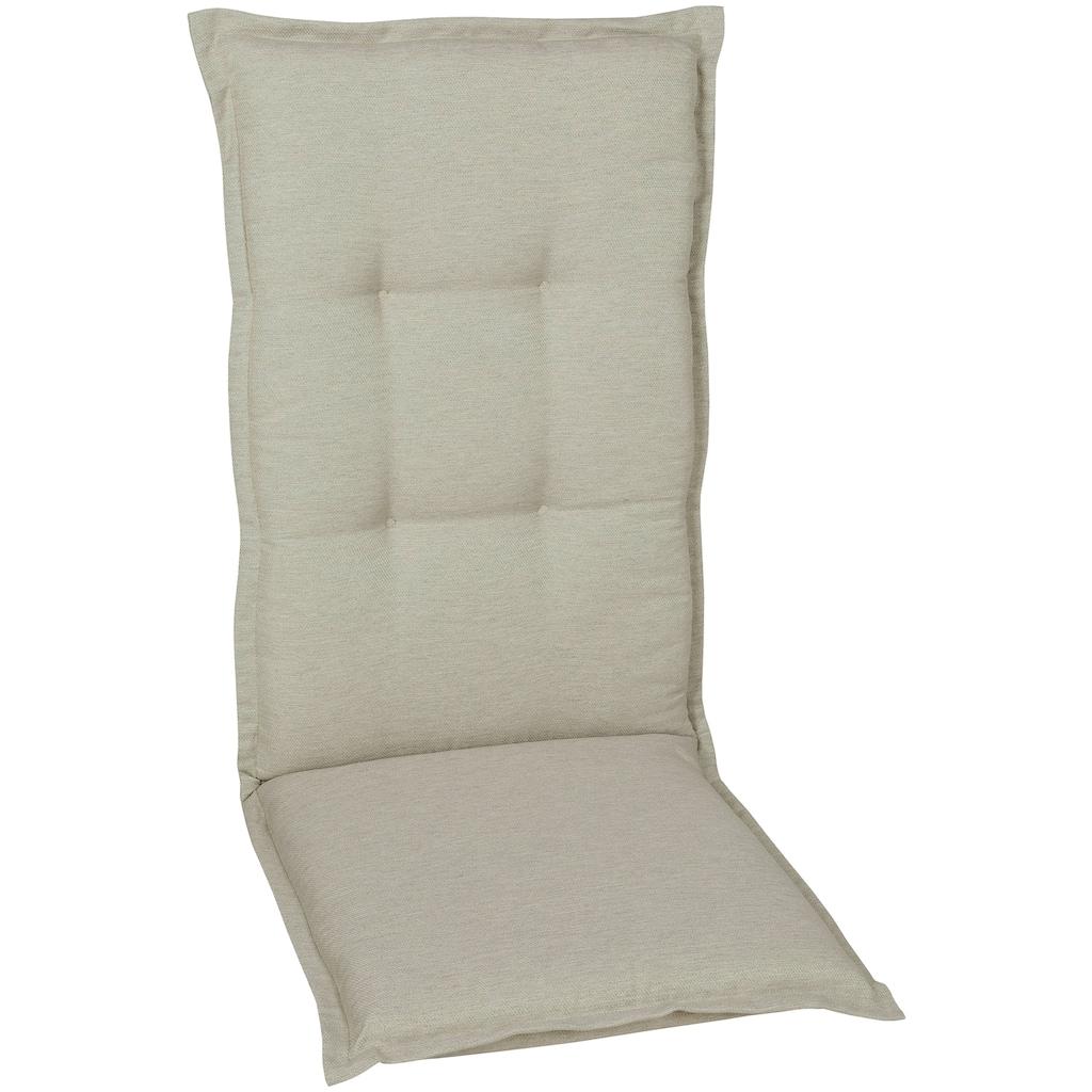 GO-DE Sesselauflage, hoch