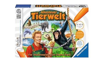 """Ravensburger Spiel, """"tiptoi® Abenteuer Tierwelt"""" kaufen"""