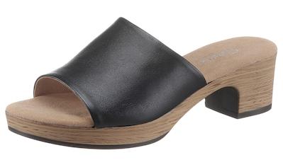 Gabor Pantolette »KRETA«, mit Plateau kaufen