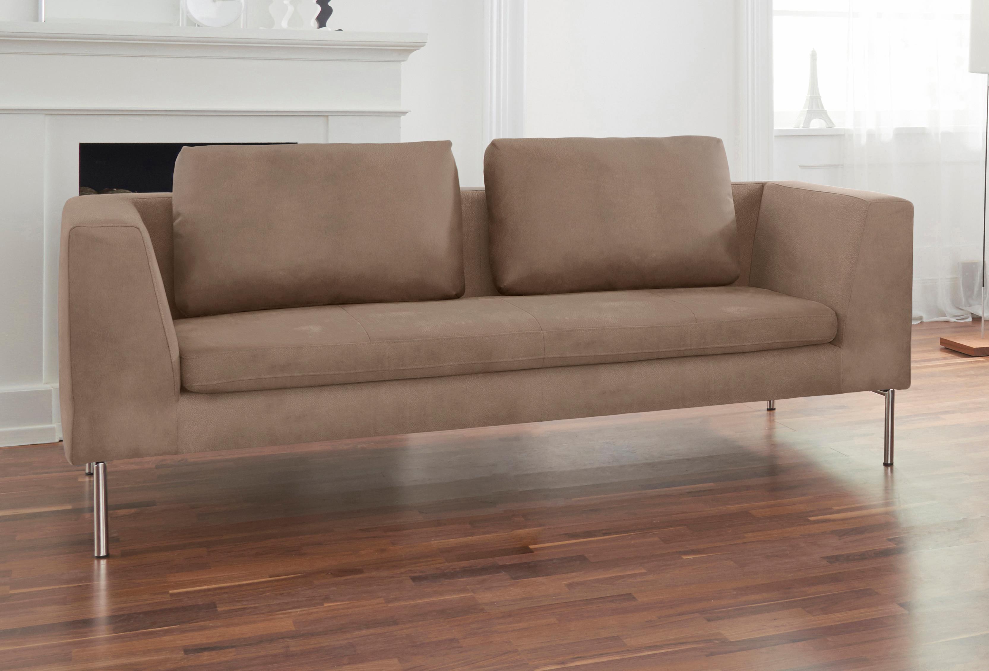 Alte Gerberei 2 Sitzer Sofa »Ellena« Inklusive Rückenkissen