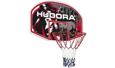 Basketballkorb »Hudora In-/Outdoor«, (Set, Basketballkorb mit Basketball-Board) kaufen