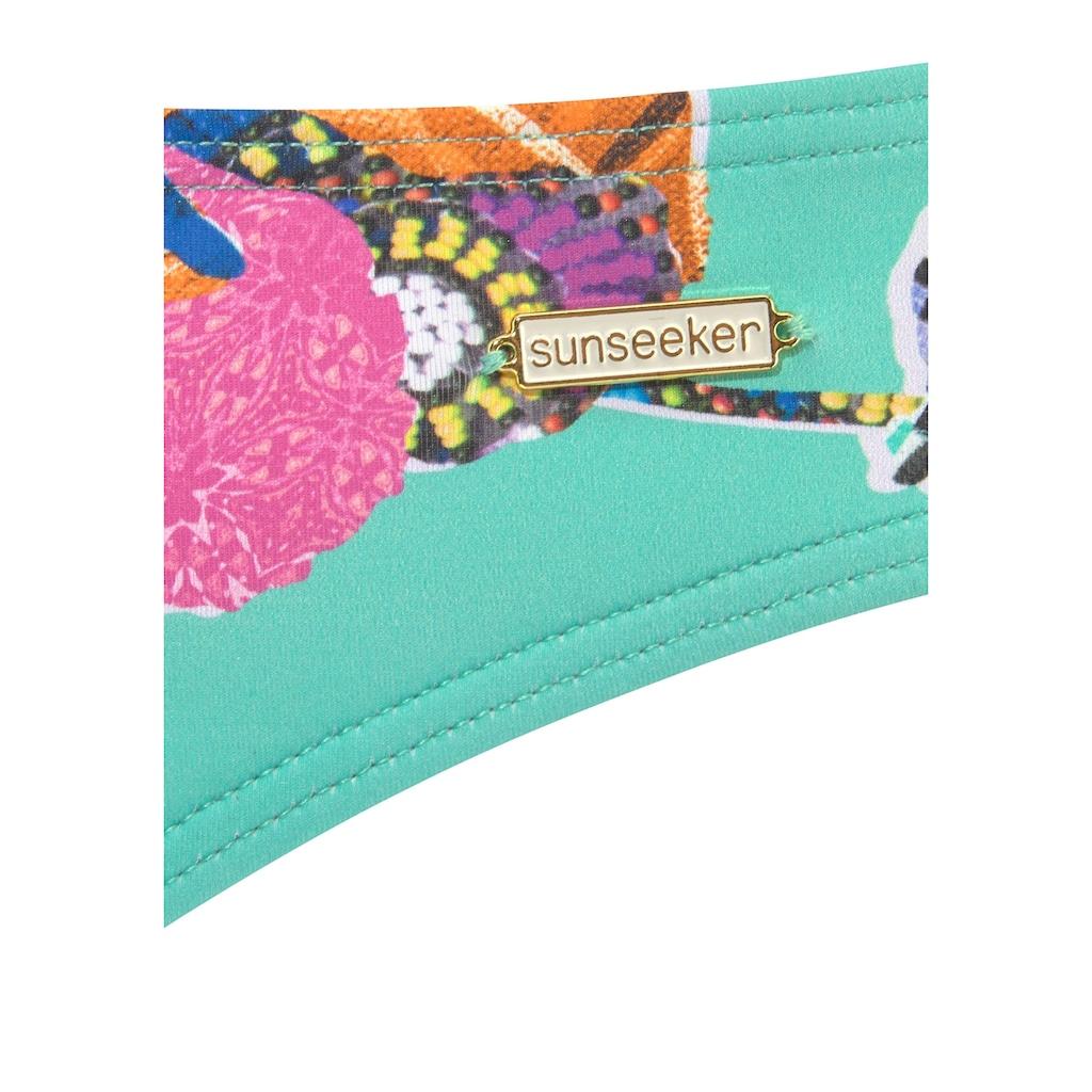 Sunseeker Bikini-Hose »Jam«, mit Alloverprint