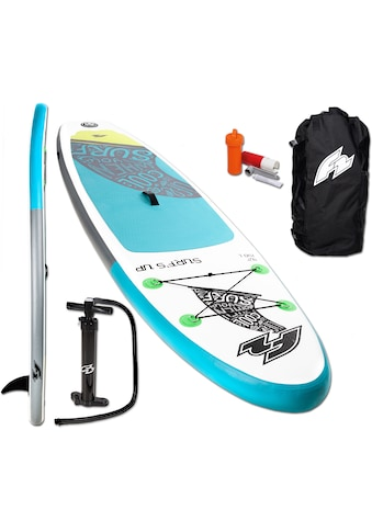 F2 Inflatable SUP - Board »F2 Surf's Up Kids«, (4 - tlg.) kaufen
