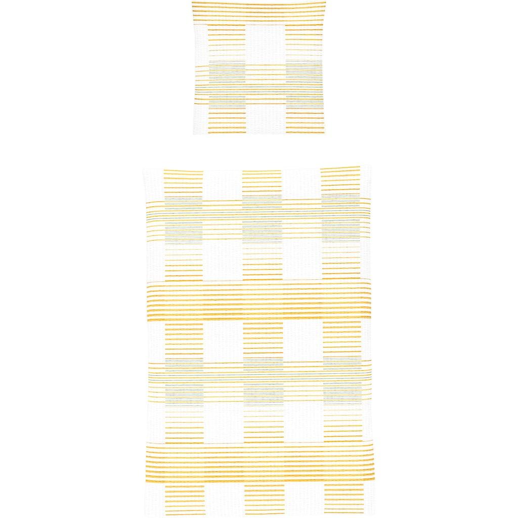 Irisette Bettwäsche »Calypso 8168«, mit modernem Streifendesign