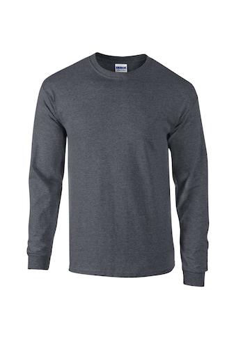 Gildan T - Shirt »Ultra Herren mit Rundhalsausschnitt, langärmlig« kaufen