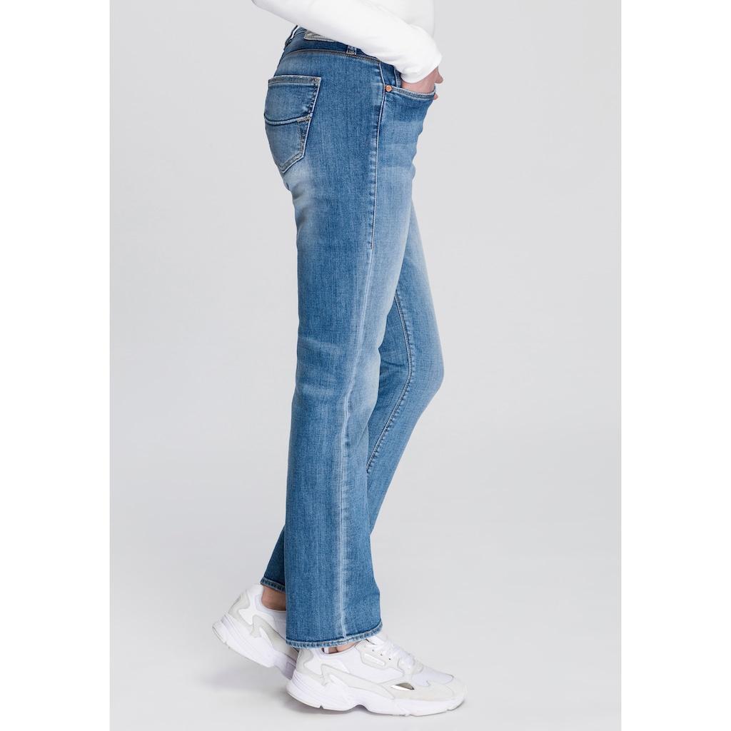 Herrlicher Slim-fit-Jeans »SUPER G SLIM ORGANIC«, umweltfreundlich dank Kitotex Technology