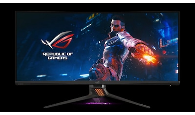 """Asus PG35VQ Curved - Gaming - Monitor »88,9 cm (35"""") UWQHD (3440 x 1440), 2ms« kaufen"""