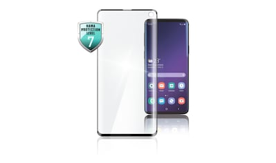 Hama Full - Screen - Schutzglas für Samsung Galaxy S10, Schwarz »Displayschutzglas« kaufen