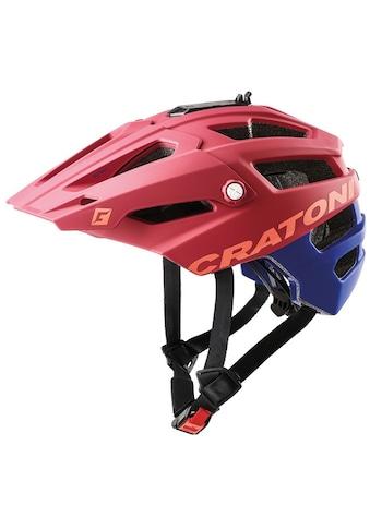 Cratoni Mountainbikehelm »MTB-Fahrradhelm AllTrack«, Reflektoren, dreifache Höhenverstellung kaufen
