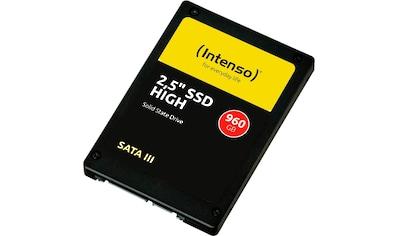 Intenso »HIGH« SSD 2,5 '' kaufen