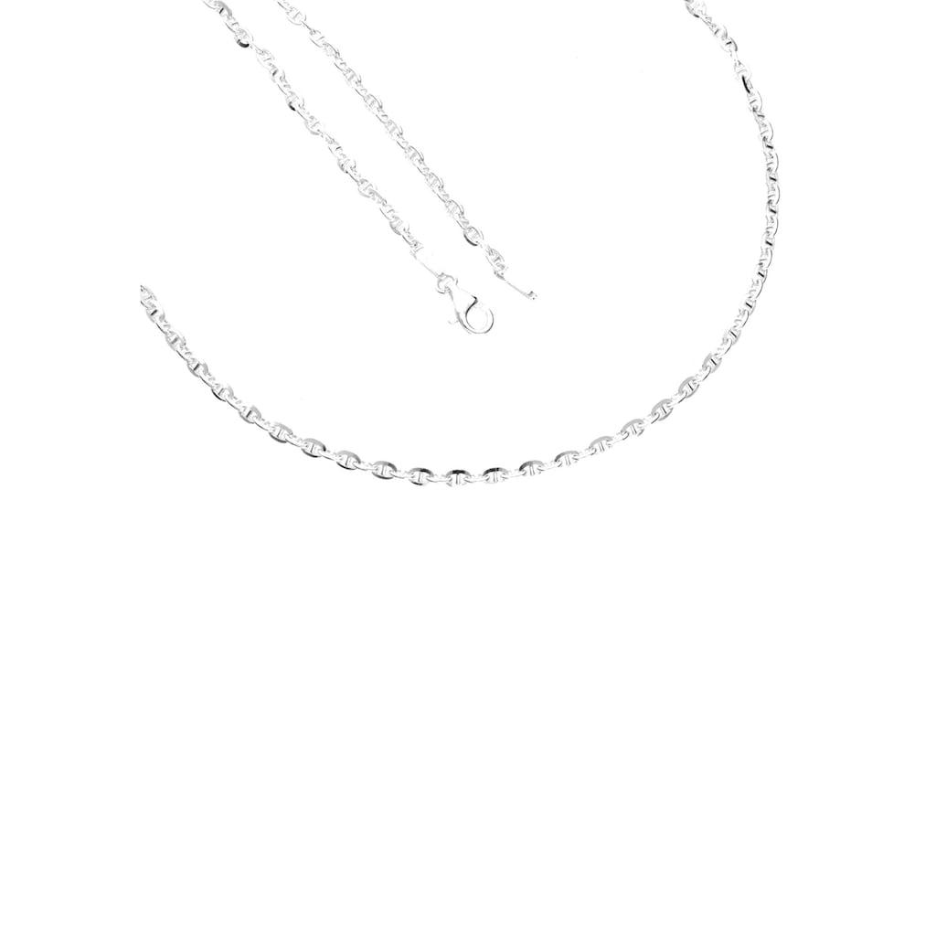 Firetti Silberkette »Glanz, diamantiert«
