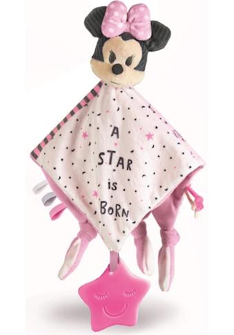 Clementoni® Kuscheltuch »Baby Minnie« kaufen