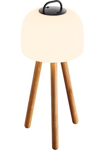Nordlux LED Stehlampe »Kettle 22 Tripod 31 Eiche«, LED-Modul, Warmweiß, inkl. LED,... kaufen