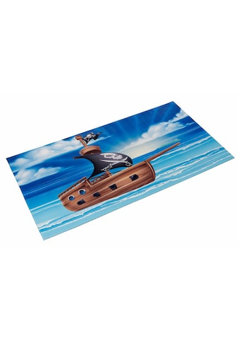 Böing Carpet Kinderteppich »Lovely Kids 406«, rechteckig, 6 mm Höhe, Motiv... kaufen