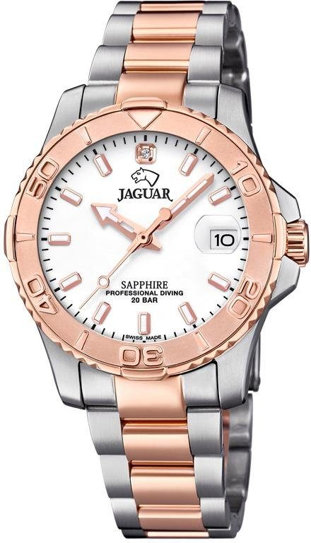 Jaguar Schweizer Uhr Executive Diver J871/1   Uhren   Jaguar