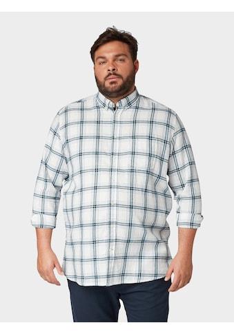 TOM TAILOR Men Plus Flanellhemd »Flanellhemd« kaufen