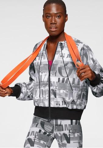adidas Performance Trainingsjacke »COVER UP AIQ1« kaufen