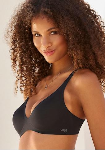 Sloggi Bralette-BH »Body Adapt T-Shirt-bra«, ohne Nähte und mit flachen Kanten kaufen