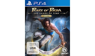 Prince of Persia: The Sands of Time Remake PlayStation 4 kaufen