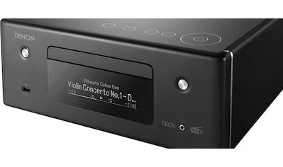 Denon Audio-Receiver »RCD-N11DAB«, (Bluetooth-LAN (Ethernet)-WLAN... kaufen