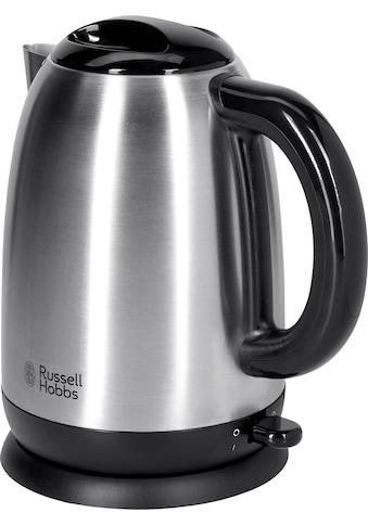 RUSSELL HOBBS Wasserkocher »Adventure 23912-70«, 1,7 l, 2400 W, Edelstahl gebürstet kaufen