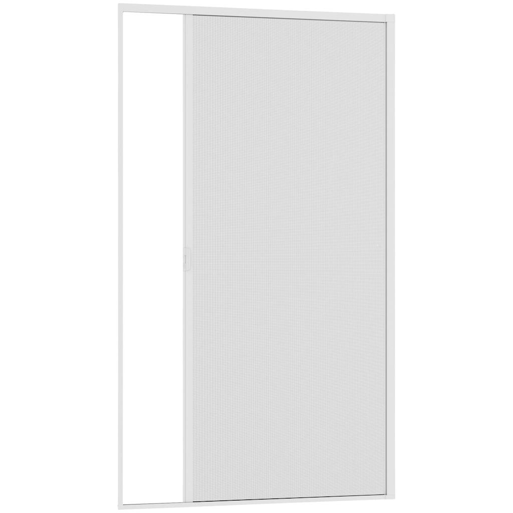 hecht international Insektenschutz-Tür »SMART«, weiß/anthrazit, BxH: 125x220 cm