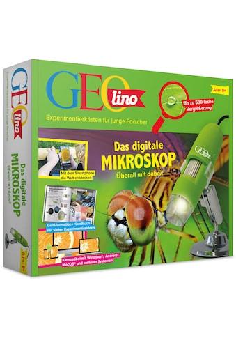 Franzis Kindermikroskop »GEOlino, Das digitale Mikroskop« kaufen