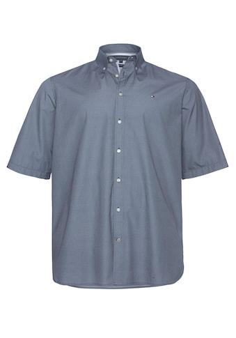 Tommy Hilfiger Big & Tall Kurzarmhemd »BT  -  ESSENTIAL PRINT SHIRT« kaufen