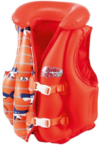BESTWAY Schwimmweste »Swim Safe™«, für Kinder von 3 - 6 Jahren kaufen