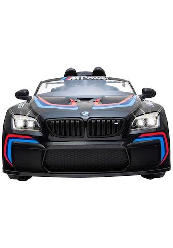 Jamara Elektro-Kinderauto »Ride-on BMW M6 GT3«, ab 3 Jahren, bis 30 kg kaufen