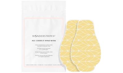 """WONDERSTRIPES Handmaske """"Age Correcting Hand Mask"""" kaufen"""