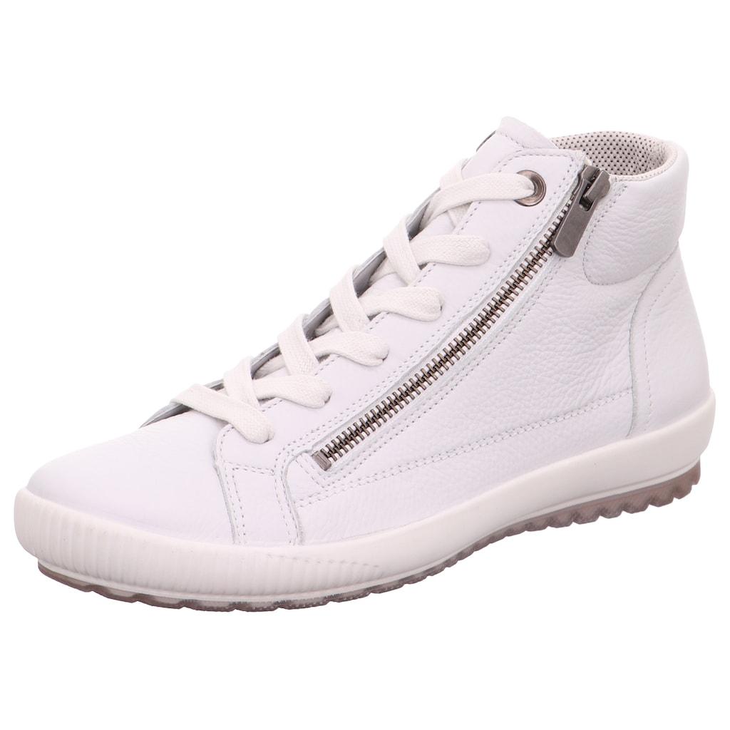 Legero Sneaker »Tanaro 4.0«, mit zusätzlichem Reißverschluss