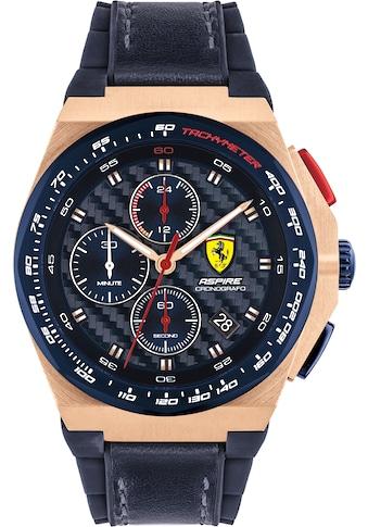 Scuderia Ferrari Chronograph »Aspire, 0830793« kaufen