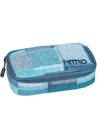 NITRO Federtasche »Pencil Case XL, Zebra Ice« kaufen