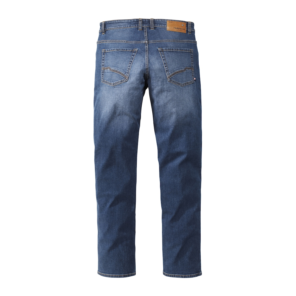 Redpoint perfekt sitzende Stretch 5-Pocket Jeans