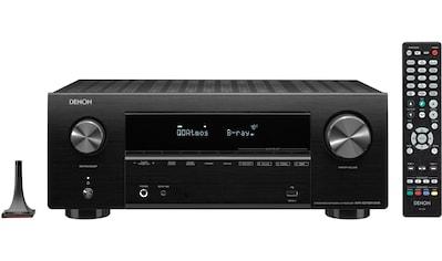 Denon »AVRX2700DAB  -  7 - Kanal« 7 AV - Receiver (LAN (Ethernet), WLAN, Bluetooth) kaufen
