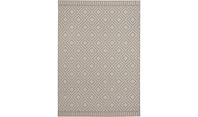 freundin Home Collection Teppich »Breeze«, rechteckig, 8 mm Höhe, In- und Outdoor geeignet, Wohnzimmer kaufen