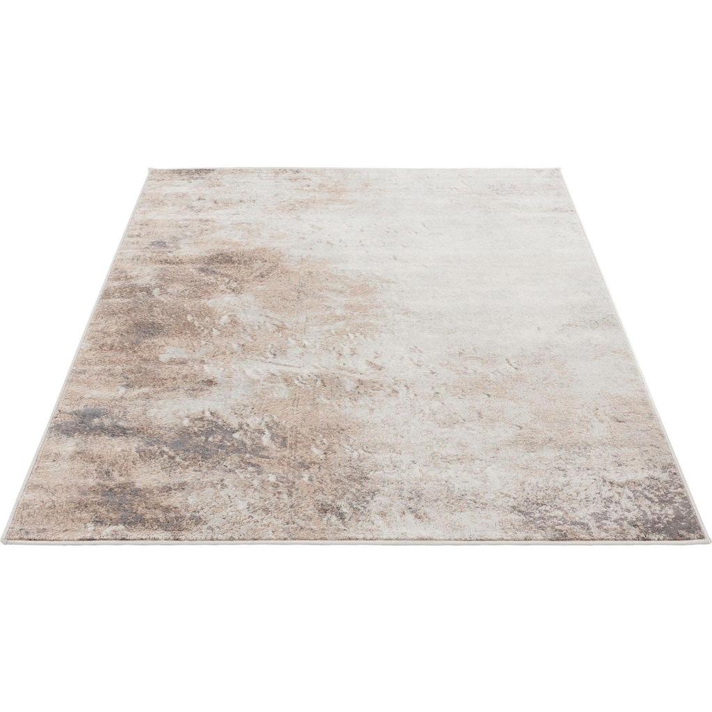 Sehrazat Teppich »Montana 3728«, rechteckig, 8 mm Höhe, Kurzflor, Vintage Design, Wohnzimmer